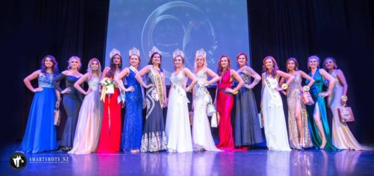 Miss Five Crowns New Zealand 2016 Inaugural year complete.