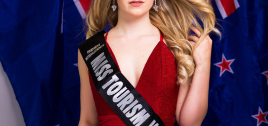 International Pageant Experience